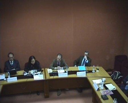 Roberto Blanco Valdés. Catedrático de Dereito Constitucional. - Xornadas sobre autonomías en España e China: Galicia como exemplo